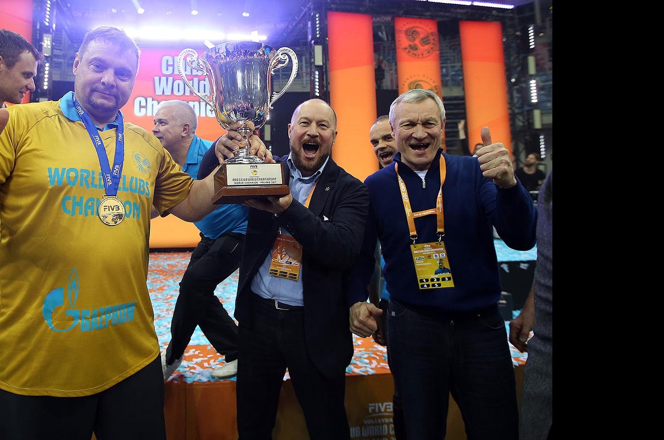 Владимир Алекно, Асгат Сафаров и Ильхам Рахматуллин