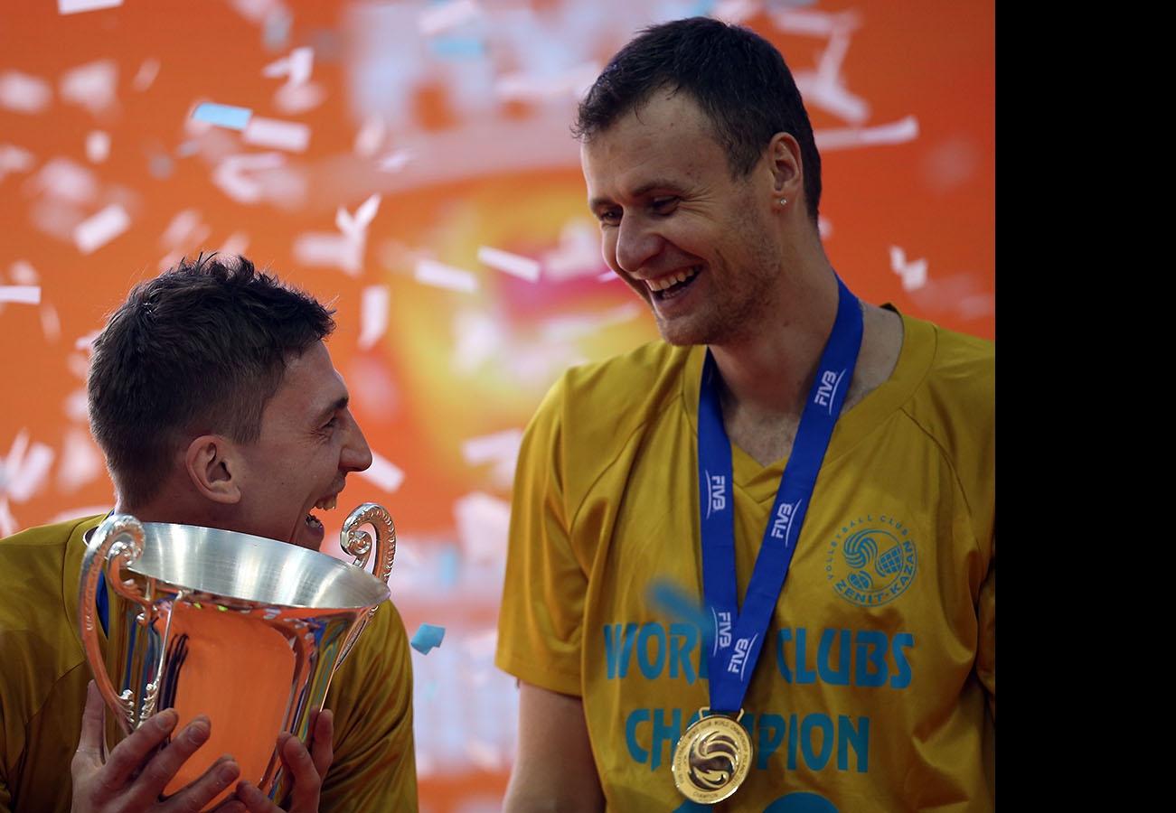 Игорь Юдин и Алексей Самойленко