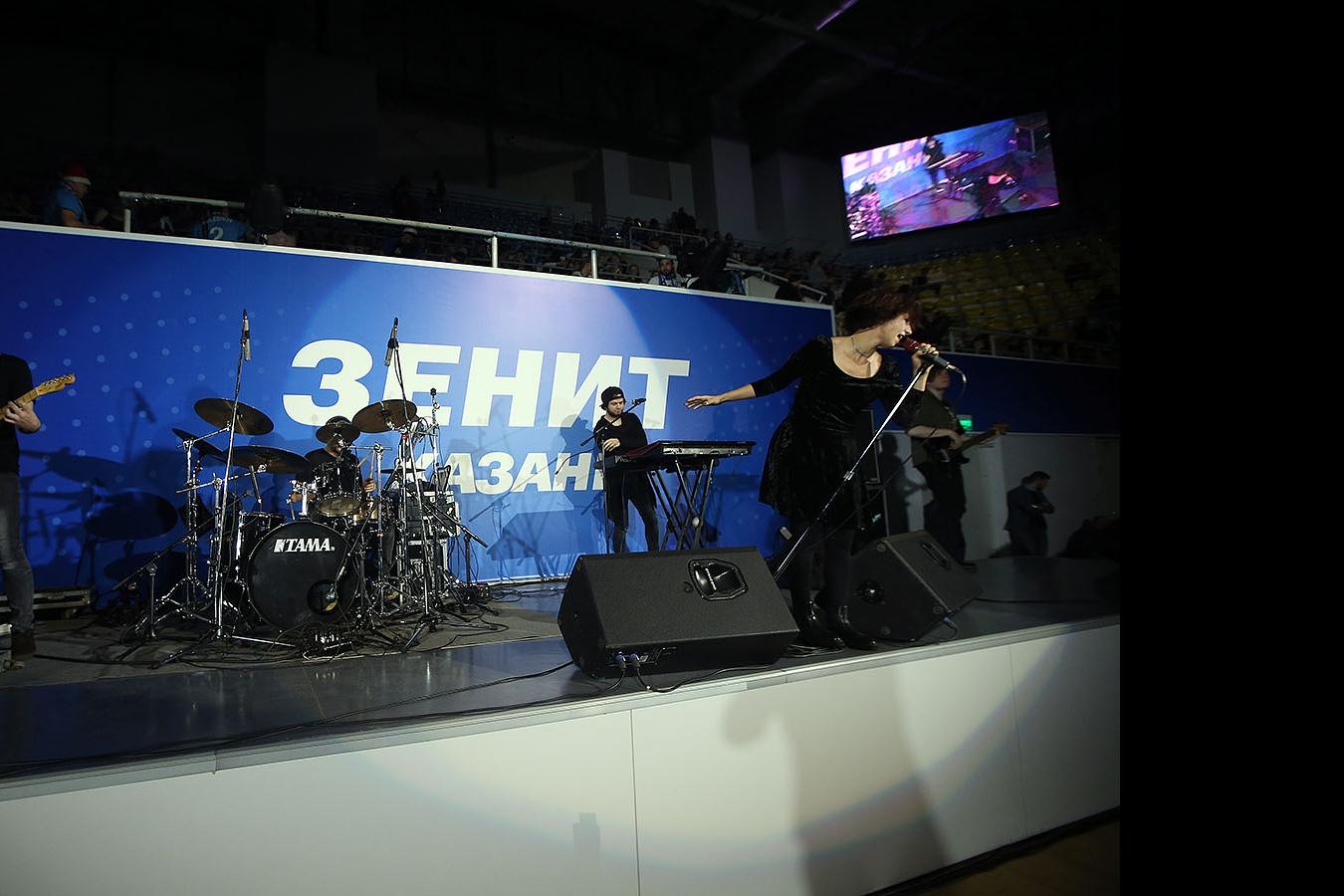 Диляра Вагапова и группа Мураками