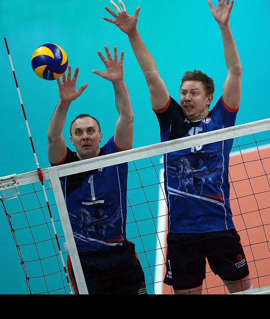 Андрей Зубков и Александр Абросимов