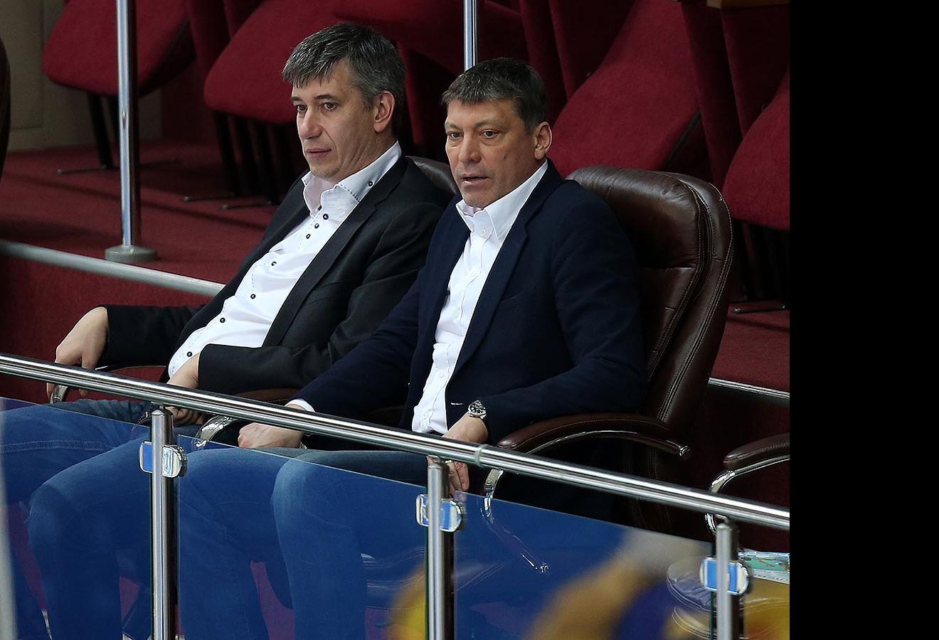 Дмитрий Резванов и Александр Яременко