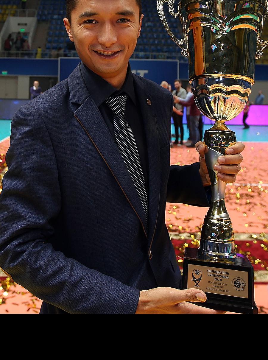 Азамат Мырзаев