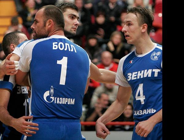 Максим Шпилев, Ллой Болл и Александр Корнеев