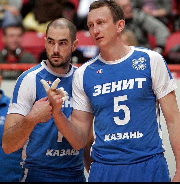 Клэйтон Стэнли и Александр Богомолов