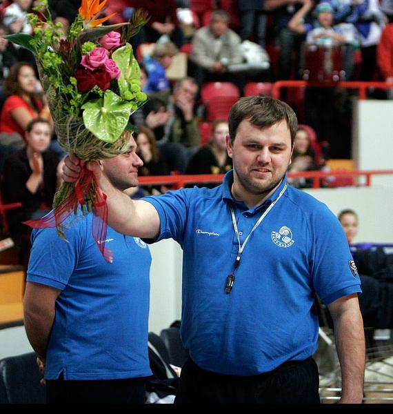 Владимира Писарева поздравили с Днём рождения