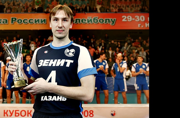 Лучший нападающий - Александр Корнеев