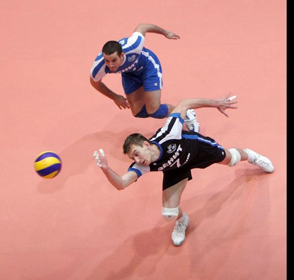 Алексей Бовдуй и Владислав Бабичев