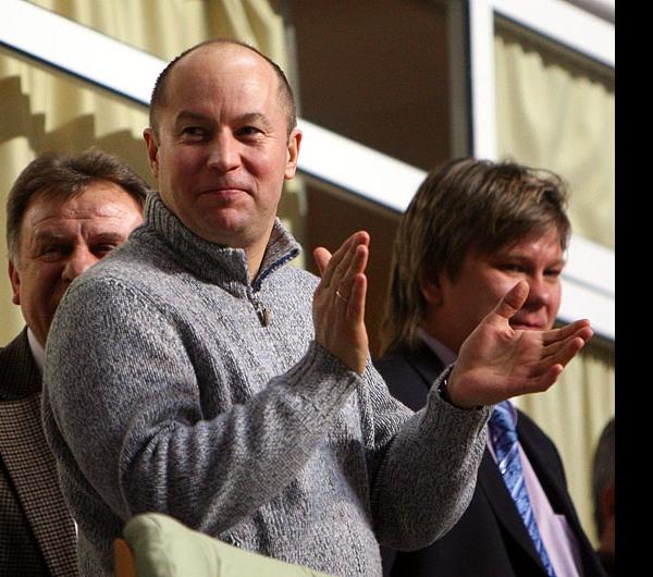 Мминистр внутренних дел Республики Татарстан Асгат Сафаров
