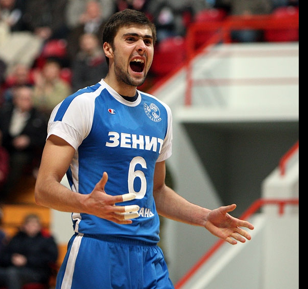 Максим Шпилев