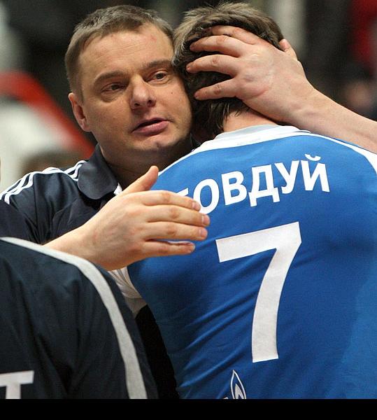 Владимир Алекно и Алексей Бовдуй
