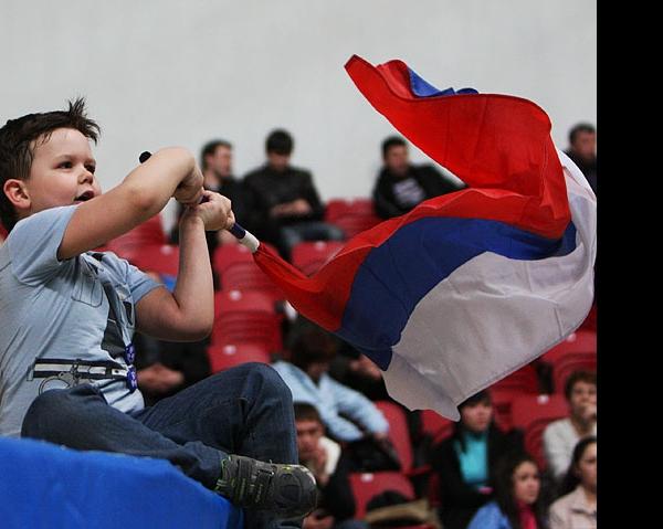 Сын Александра Богомолова болеет за «Зенит-Казань»
