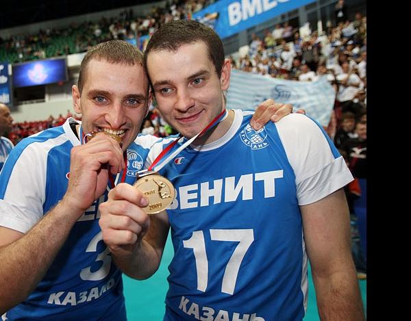 Артем Ермаков и Владислав Бабичев