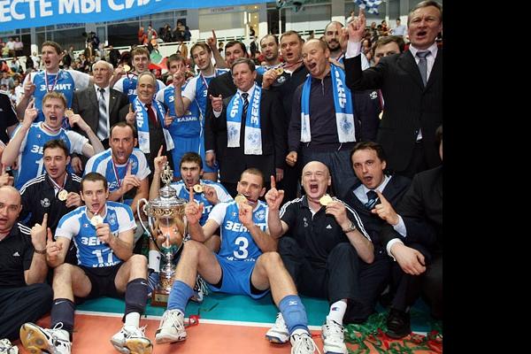 Мы чемпионы России!