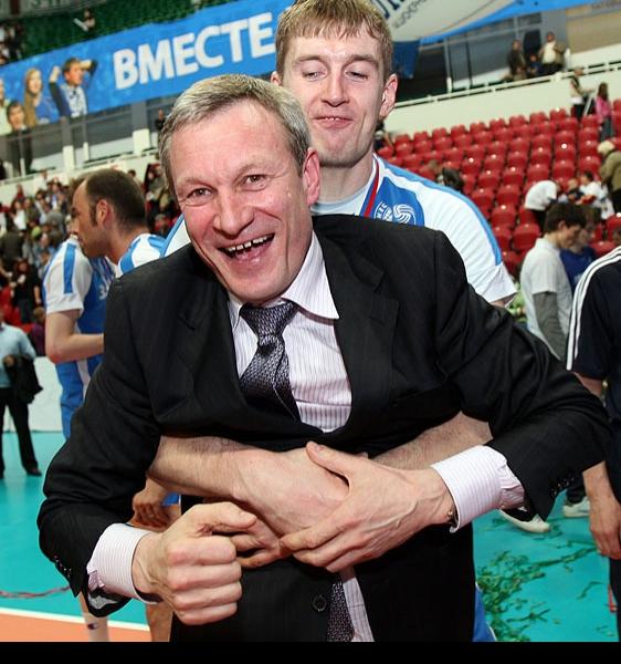 Ильхам Фаизович Рахматуллин и Алексей Бовдуй