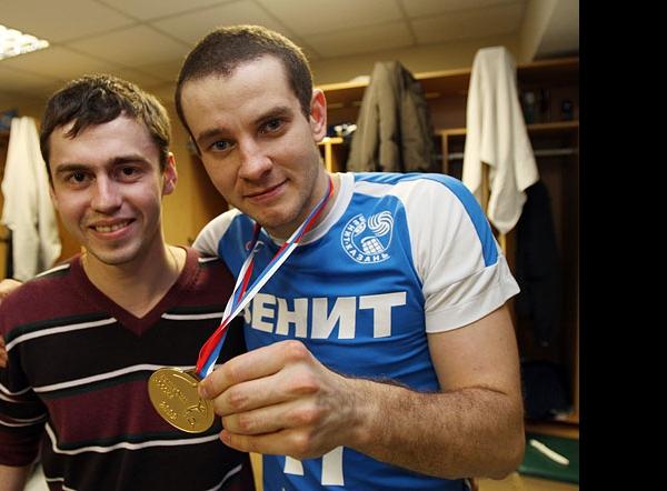 Алмаз Хаиров и Владислав Бабичев